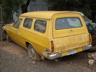 Holden HZ Panel Van