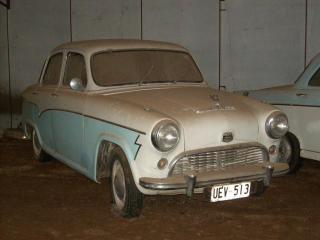 Austin A55 Cambridge Sedan