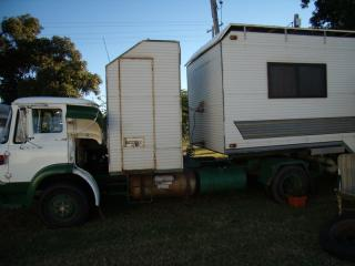 TK bedford prime mover in top condition
