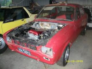 1974 mk1 ford escort sr20 turbo