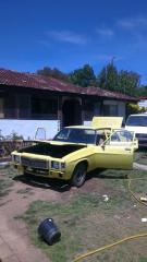 1977 HX  Holden Kingswood Sedan V8 4.2 LITRE EX CHASER