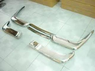Car Bumpers Volvo P1800 Cow Horn