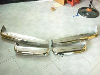 Car Bumpers Mercedes Benz W113