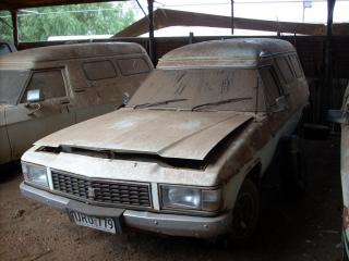 Holden Panel Van