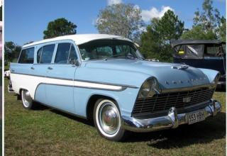 CHRYSLER ROYAL PLAINSMAN WAGON