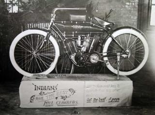 Wanted - Indian Motorcycles